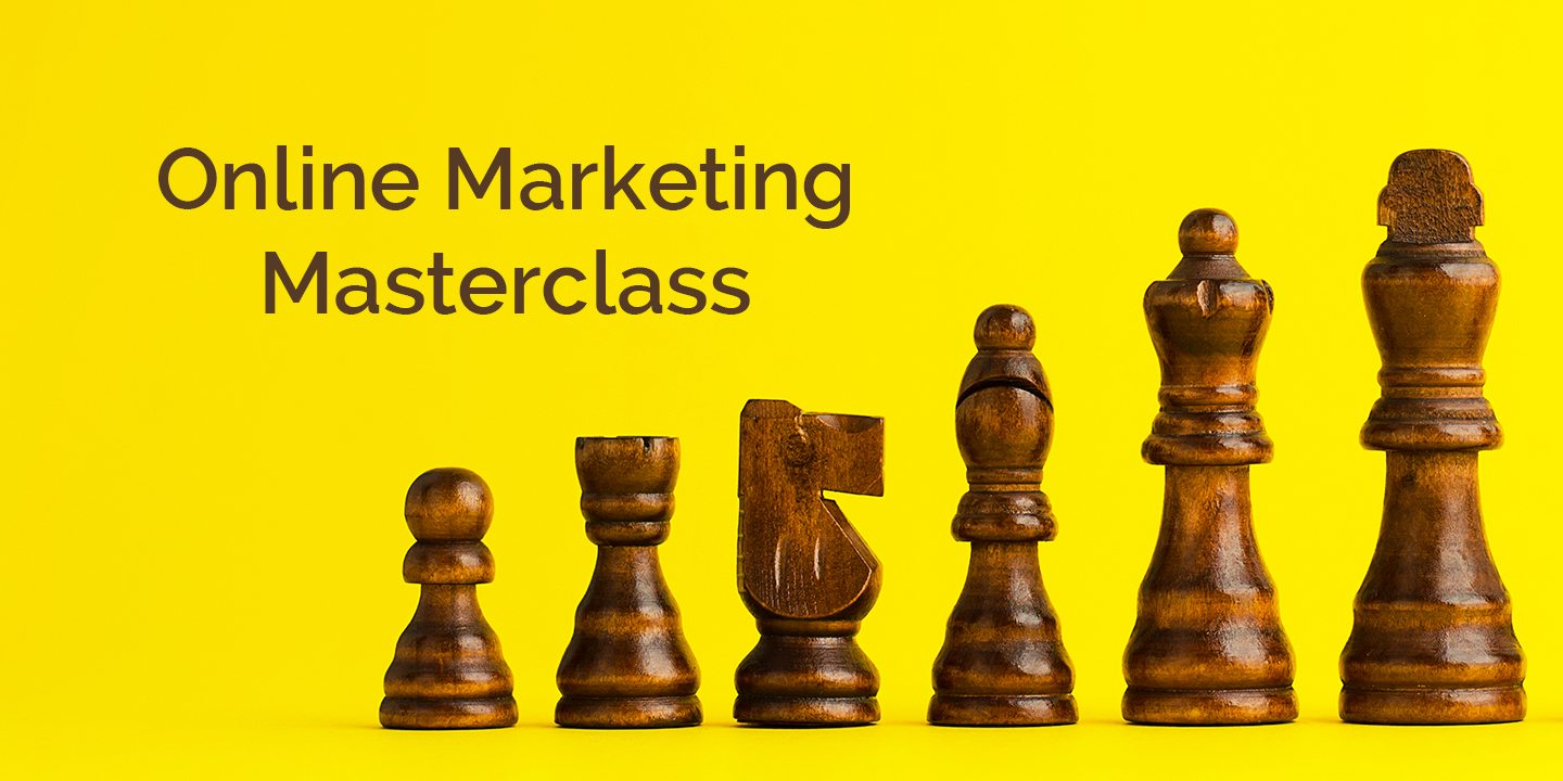 Online Marketing Masterclass Portfolio